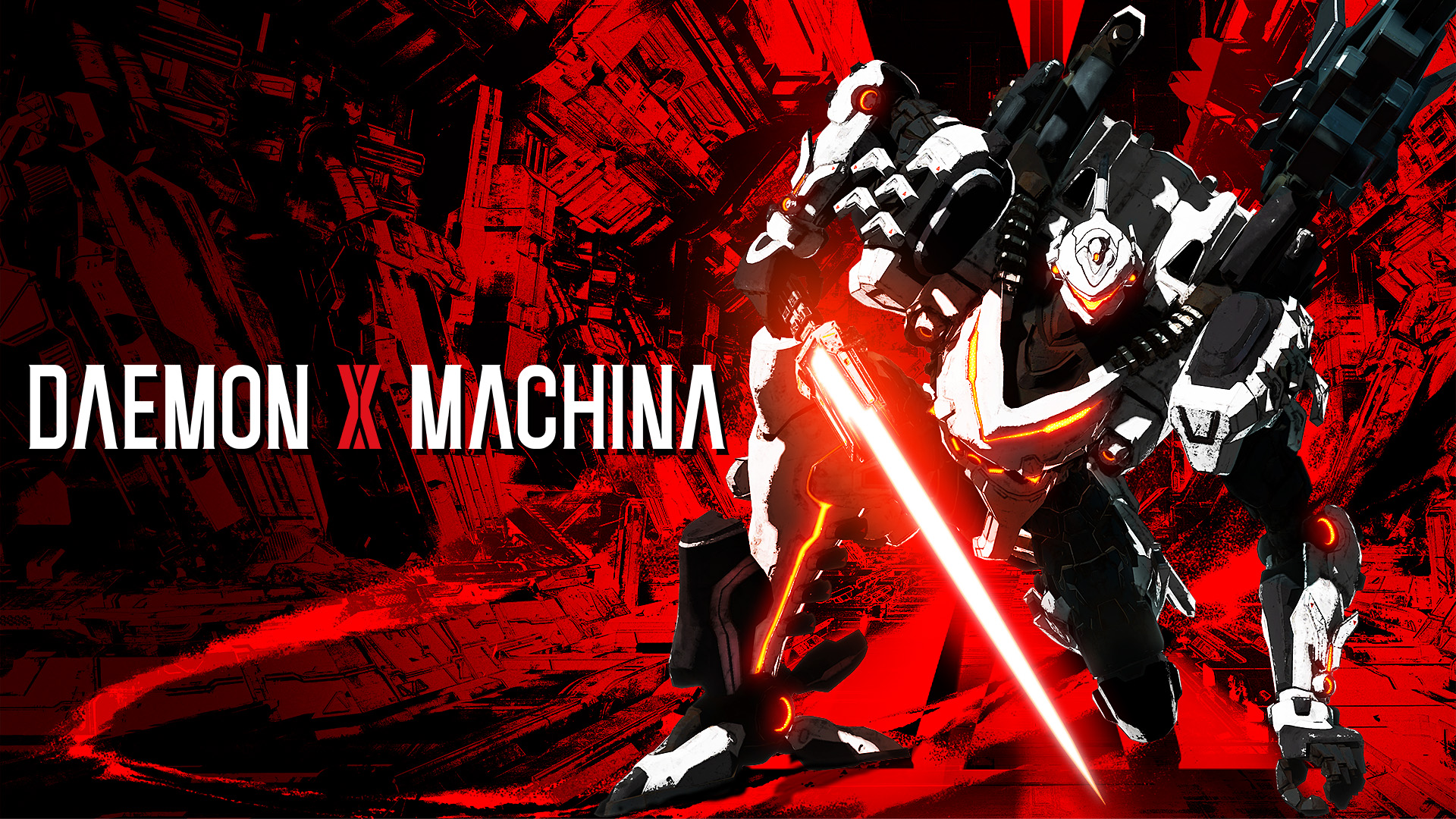 DAEMON X MACHINA(機甲戰魔)